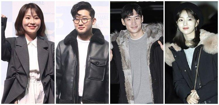 Lee Je Hoon-Chae Soo Bin suggest padding couple look for winter