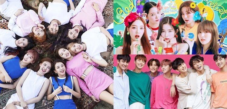 Red Velvet, Twice, iKON confirm to join