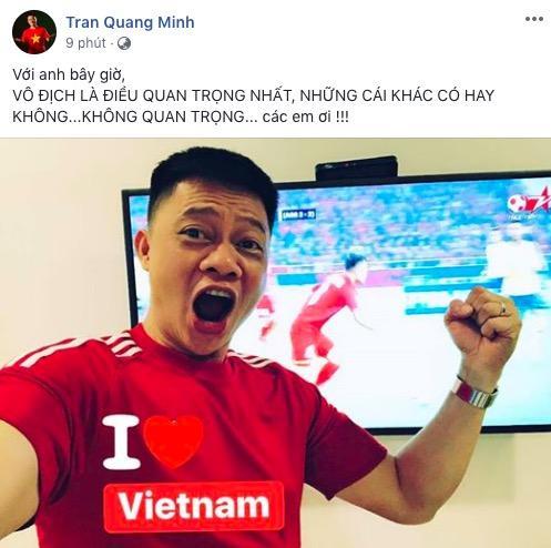 Việt Nam vô địch AFF: Cả V-biz lẫn phụ huynh sẵn sàng đi bão