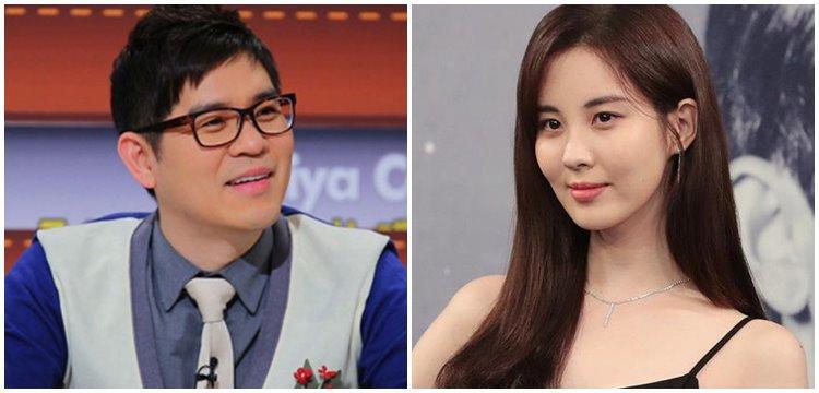 Kim Young Man, Seohyun to be MCs at