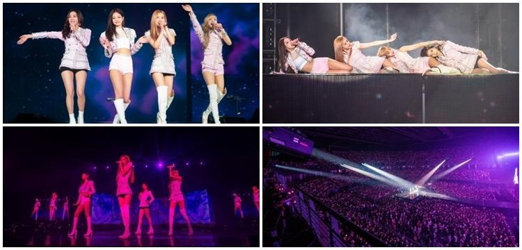 Blackpink Successfully Ends Bangkok Concert With Support Of 30 000