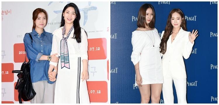 Famous sisters of Korean showbiz