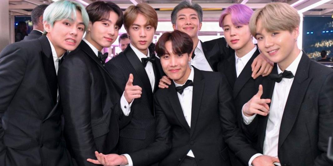 Bts Becomes Hottest Topic On Twitter After 61st Grammys