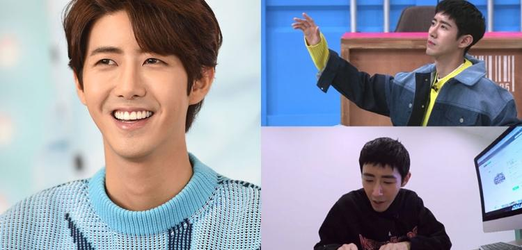 Shopaholic' Kwanghee confident in new variety show