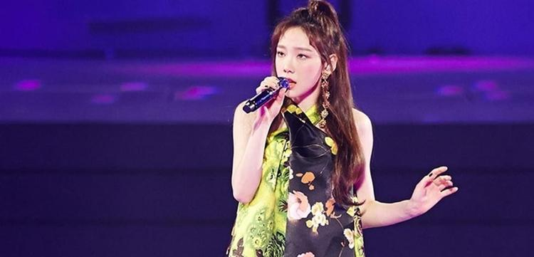 Taeyeon achieves No 1 on 3 Gaon charts with