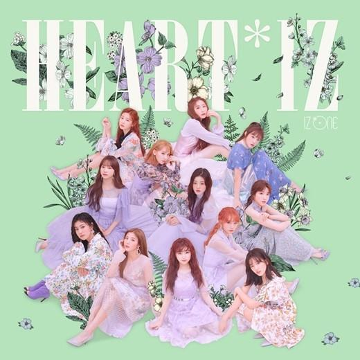 IZone dominates Oricon's Weekly International Album chart