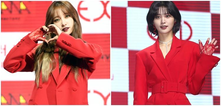 Hani and Junghwa leaves EXID's management company