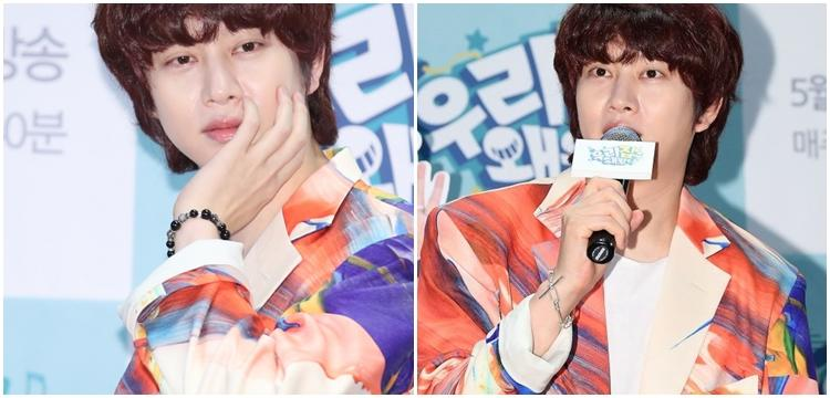 Kim Heechul gets more obedient in new variety show