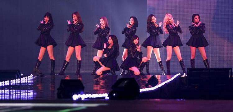 Twice Enters Kspo Dome For The First Time Since Debut