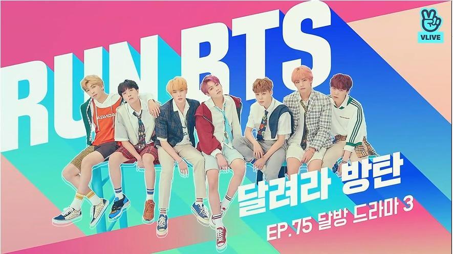 V Report] BTS shows off acting genius