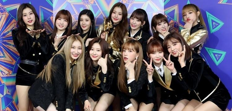 IZone is the rookie with highest disc sales on Oricon chart