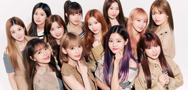 Izone's Japanese single sold over 190,000 copies in one day