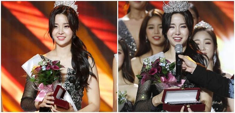 Kim Sae Yeon crowned 2019 Miss Korea