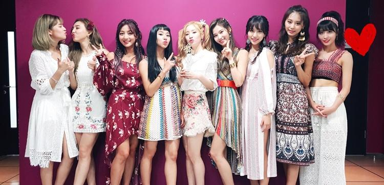 Twice participates in special episode of Japan's music