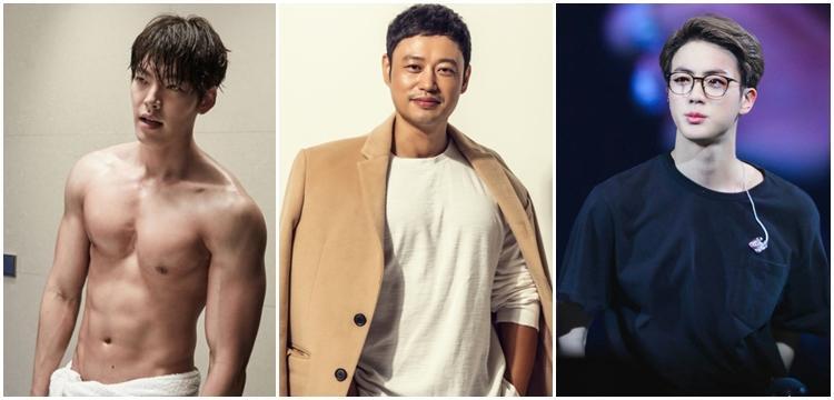 Jin, Kim Woo Bin