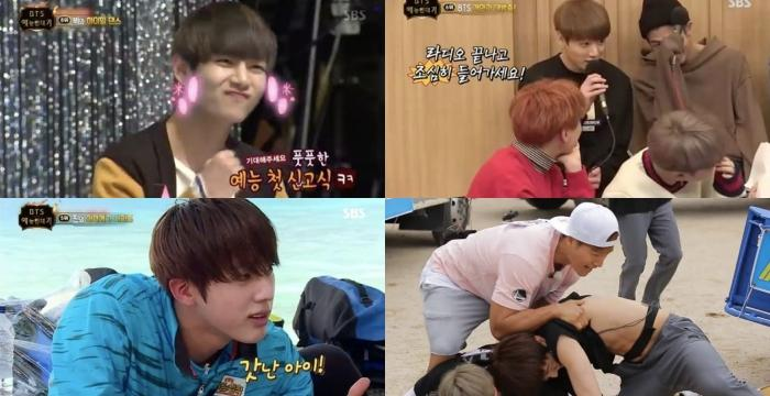 Rookie BTS and top 8 historic moments on TV picked by SBS